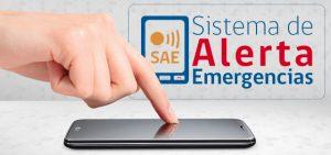 SISTEMA DE ALERTAS DE EMERGENCIAS