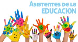 DÍA DEL ASISTENTE DE LA EDUCACIÓN.